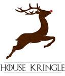 House Kringle Santa Red Nosed Reindeer Sigil