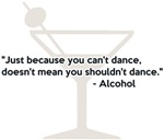 Alcohol Confidence Dancing