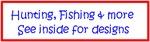 Hunting, Fishing, Guns