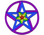 23. Pentagrams #1 - Color