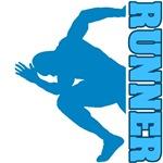 Runner (Blue)