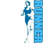 Runner (Blue F)