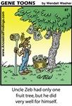 #87 One fruit tree