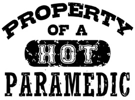 Property of a Hot Paramedic