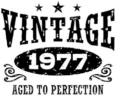 Vintage 1977 t-shirts