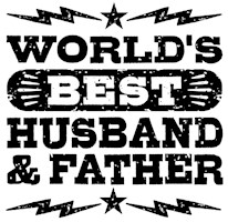 World's Best Husband And Father t-shirts