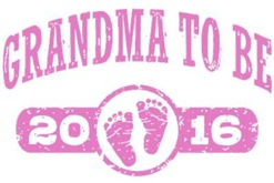 Grandma To Be 2016 t-shirt