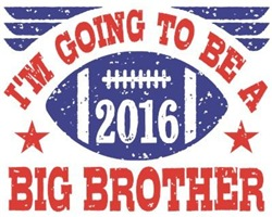 Big Brother 2016 Football t-shirt