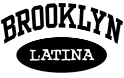 Brooklyn Latina t-shirt