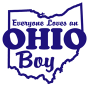 Everyone Loves an Ohio Boy t-shirt