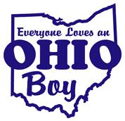 Everyone Loves an Ohio Boy t-shirt
