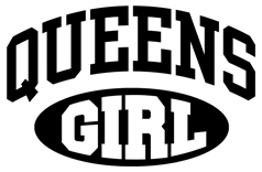 Queens Girl t-shirt