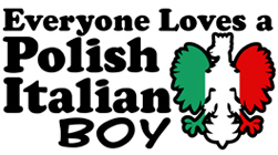 Polish Italian Boy t-shirts