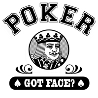 Poker Got Face? t-shirt