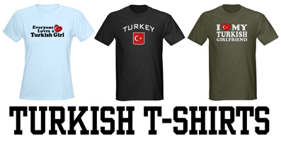 Turkish t-shirts
