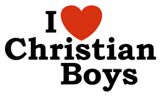 I loves Christian Boys t-shirts