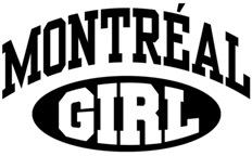 Montreal Girl t-shirts