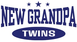 New Grandpa Twins