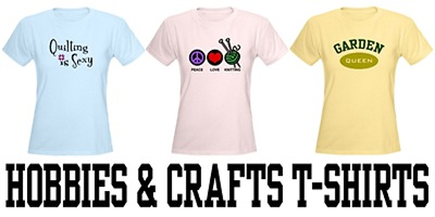 Hobbies & Crafts t-shirts
