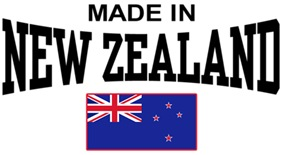Made In New Zealand t-shirts