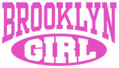 Brooklyn Girl t-shirts