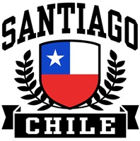 Santiago Chile t-shirts