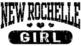 New Rochelle Girl t-shirts