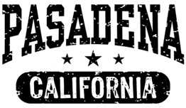 Pasadena California t-shirts