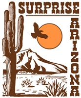 Surprise Arizona t-shirts