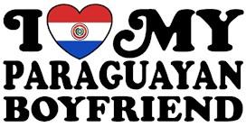 I Love My Paraguayan Boyfriend t-shirts