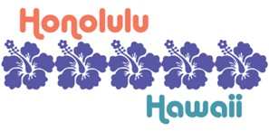Honolulu Hawaii t-shirt