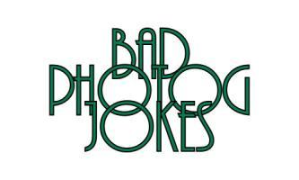 Bad Photog Jokes