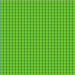 Green Grid Plaid
