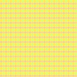 Yellow Orange Green Violet Pink Freehand Grid
