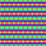 Rainbow Dots Fade