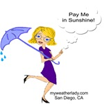 Pay Me in Sunshine, San Diego, CA
