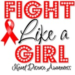 Fight Like a Girl Heart Disease