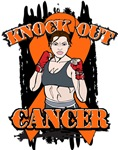 Knock Out Cancer Shirts