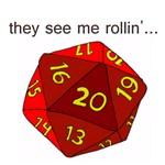 rollin 20-sided