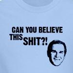 Can You Believe Bush?