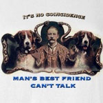 Man's Best Friend Can't Talk