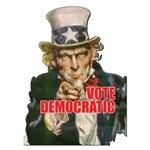 Uncle Sam | Vote Democratic