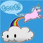 Toot! Unicorn Fart