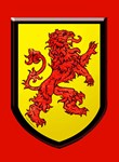 Red Lion Yellow Shield