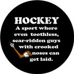 Hockey player romance