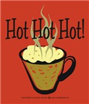 Hot Hot Hot! Coffee, Java, Expresso