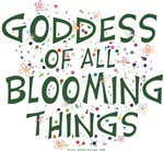 Blooming Things Goddess