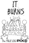'It Burns' Boxer Shorts