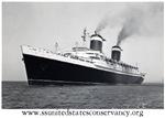 SS United States Sea Trials