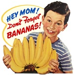 Don't Forget Bananas